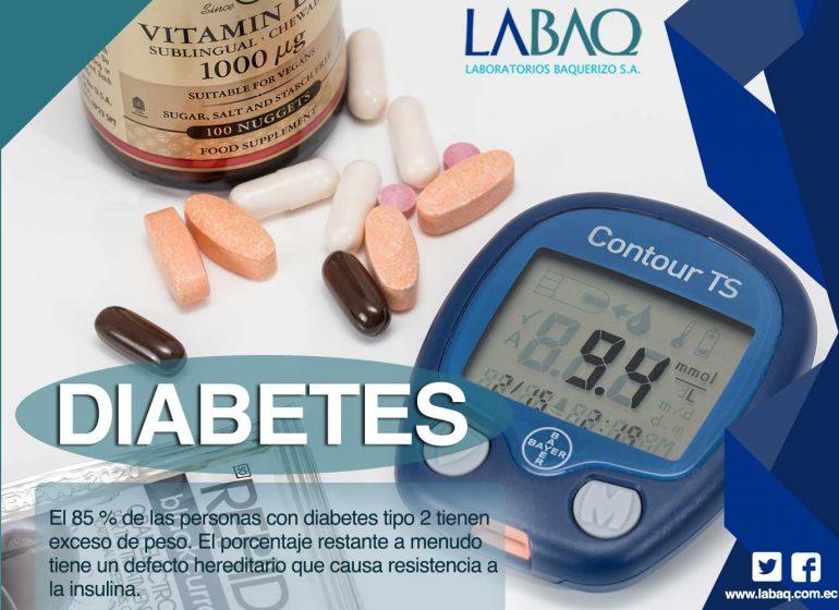 síntomas de diabetes en laboratorios
